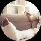 Betegségek, sérülések alatti rehabilitáció étrendi támogatása